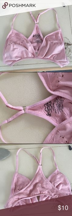 Free People Intimately 🎀 Free People Intimately unpadded bra. Mostly made of nylon, made in 🇺🇸. Worn once, in perfect condition. Free People Intimates & Sleepwear Bras