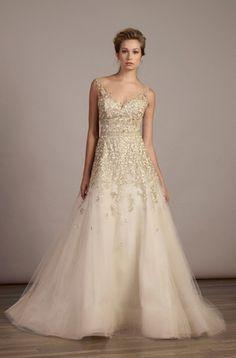 used replica designer wedding dress