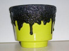 Mid Century Fohr keramik ceramic fat lava by vintage2remember, €30.00