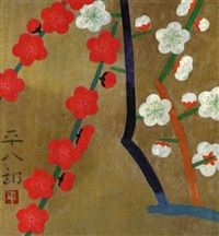 http://www.artnet.com/WebServices/images/ll00265lldYqoGFg0J842CfDrCWQFHPKc5mCD/heihachiro-fukuda-red-and-white-plum-blossom.jpg