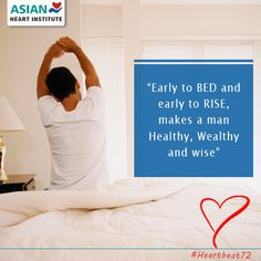 Take Care of Your Healthy #Heart - Asian Heart Institute and Research Center   #Heartbeat72