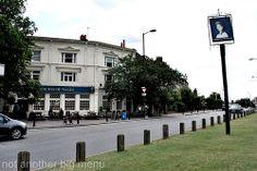 The Princess of Wales, Blackheath, London SE 3 - I used to live around the corner!