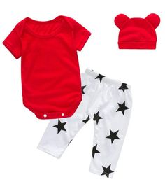 Red Star Outfit