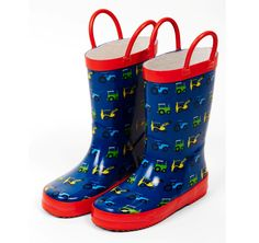 NEW Tractor Ted Welly Boots