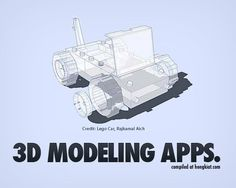 25 (Free) 3D Modeling Applications You Should Not Miss