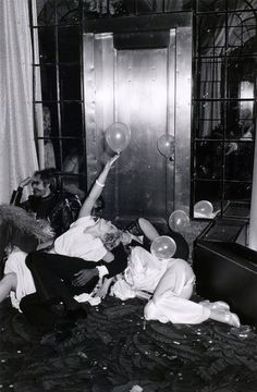 New Year's Eve at Studio 54 - 1978