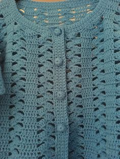 Knit Crochet, Baby Shower, Knitting, Top, Fashion, Crochet Jacket, Bedroom, Closets, Jackets
