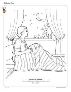 LDS Coloring Pages 2014 Book