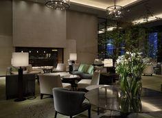 WAN INTERIORS Hotels, Palace Hotel Tokyo