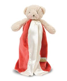 Take a look at this Red Bao Bao Bye Bye Plush Toy by Bunnies by the Bay on #zulily today!