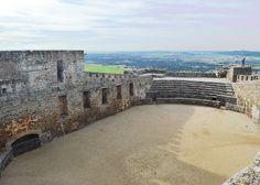 Castillo y plaza de toros de Monsaraz. | Flickr - Photo Sharing!