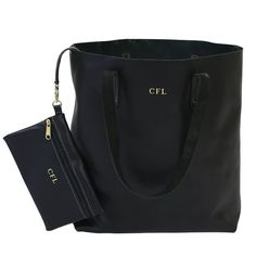 Jon Hart Design Everyday Tote Shown in Stout Leather