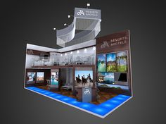 Exhinition Designs on Behance
