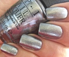 OPI Haven't The Foggiest swatch 3