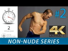 Drawing Ideas (Non Nude) Daily Life Drawing Session Figure Reference Images #2 in Ultra HD 4K - YouTube