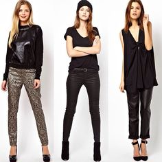 "@OOTD Magazine's photo: ""Buy these outfits at: www.ootdmagazine.com - which is your favorite?"""