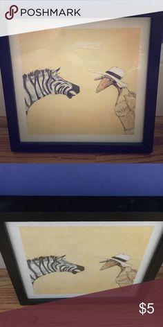 Animal framed print 10x10 framed print Other