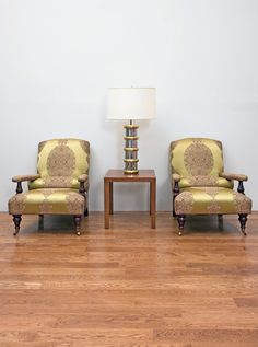 edwardian chairs, rubelli