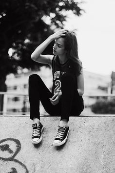 All black. #chill #life