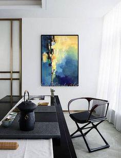 Große abstrakte Ölgemälde abstrakte Malerei Ölgemälde moderne