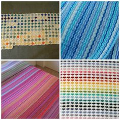 Ideas for Temperature Blanket