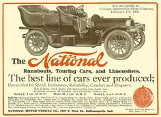 1907 National Ad