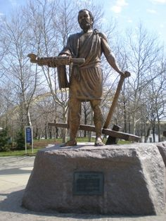 Lucius Quinctius Cincinnatus was a Roman consul (460 BCE) and dictator (458 and 439 BCE), a legendary figure in the early days of the Republic. He responded to a call from the city fathers, left his plow lying in the fields, donned his senatorial toga, and led the Roman forces to victory over the invading Aequi, only to return to his small farm fifteen days later. For generations, he served as the symbol to Romans young and old of what a loyal citizen ought to aspire.