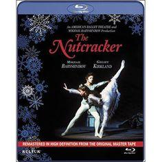 The Nutcracker / American Ballet Theatre, Baryshnikov (Blu-ray)