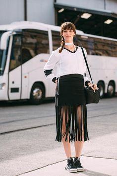 MBFW Australia 2016: Street Style http://ift.tt/207bcIe #ElleUK #Fashion