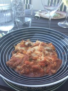 Lasagne Meat, Chicken, Ethnic Recipes, Food, Lasagna, Beef, Meal, Essen, Hoods