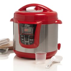 great pressure cooker! Don't know how I lived without this!