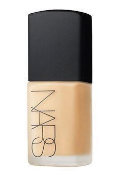 14 Foundations For Oily Skin by Elle. I've tried NARS & Laura Mercier, and they are pretty good :-) Just note that NARS gives sheer coverage and isn't for 'bad' skin.
