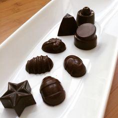 Chocolates hechos al 100% en casa desde cero. Deli!