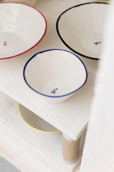 HaydenYoulley pottery via La Factoría Plástica