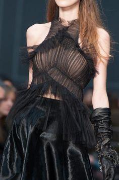 Fringe Fashion Vera Wang