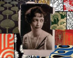 Florence Broadhurst- inspiration for fancy downstairs bath