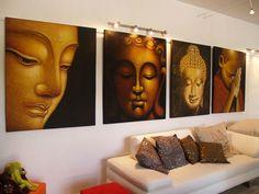 For my Buddha series....