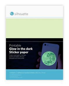 4 Tips For Using Adhesive Magnet Paper With The Silhouette ...