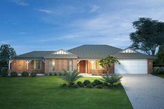GJ Gardner Home Designs: Balmoral 220 Facade Option 1. Visit www.localbuilders.com.au/builders_south_australia.htm to find your ideal home design in South Australia