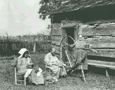Pioneer knitters