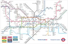 Sounds of the underground: branches and connections of 100 years of music using the London Underground map, by Dorian Lynskey.