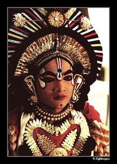 Performer in Udaipur