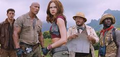 Can You Escape From Jumanji?