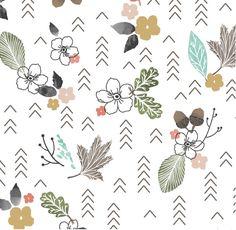 BOHO Crib Sheet - Fitted Crib Sheet / Floral Nursery Bedding / Changing Pad Covers / Girls Crib Sheets / Mini Crib Fitted Sheets on Etsy Contour, Woodland Baby Bedding, Floral Crib Sheet, Girl Cribs, Nursery Bedding, Girl Nursery, Girl Room, Mini Crib, Floral Nursery