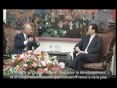 40 Năm Quan Hệ Việt - Pháp [Du Lịch Văn Hóa Việt Nam]