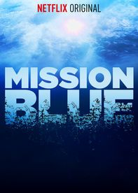 What's on your movie list for tonight? Why not join Sylvia Earle in the deep for some ocean optimism? Mission Blue the movie is on Netflix!