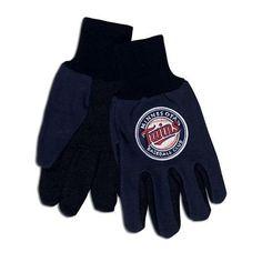 Minnesota Twins Two Tone Gloves - Adult Size #MinnesotaTwins