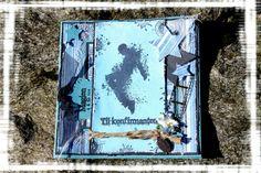I Card, Scrapbook, Frame, Home Decor, Homemade Home Decor, Scrapbooks, A Frame, Frames, Hoop