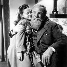 Who can forget this Christmas classic...Miracle on 34th Street :)