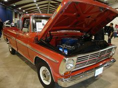 1968 Ford truck | 1968 Ford F-100 Ranger Pickup Truck | Flickr - Photo Sharing!